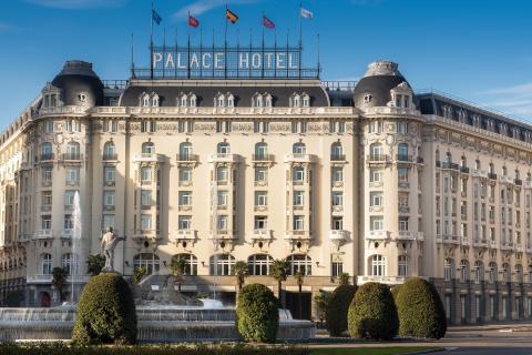 Hotel Westin Palace.