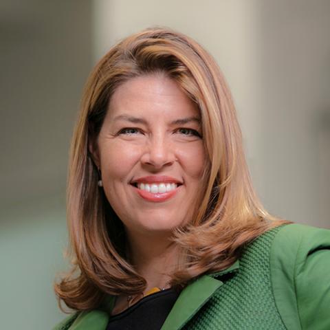 La inmunóloga Erica Ollmann Saphire deLa Jolla Institute for Immunology.