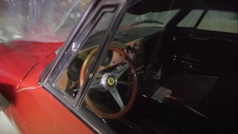 Ferrari Custom body.