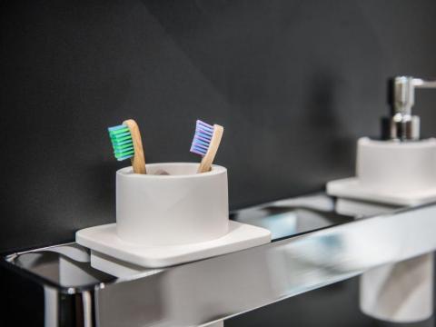 Cambia tu cepillo de dientes si has estado enfermo.