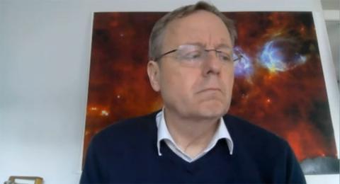 Jan Wörner, director general de la ESA.