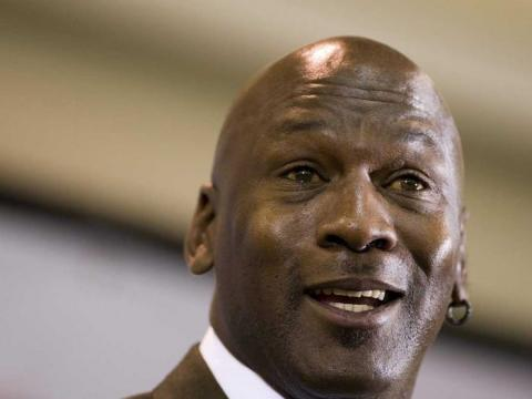 Jordan es el primer deportista multimillonario del mundo.