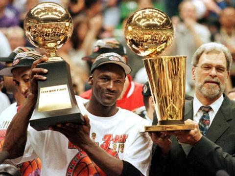 Jordan sigue esperando a que llegue el día en que los Hornets ganen un campeonato