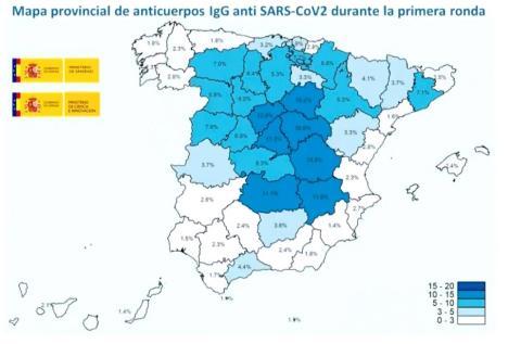 Mapa seroprevalencia