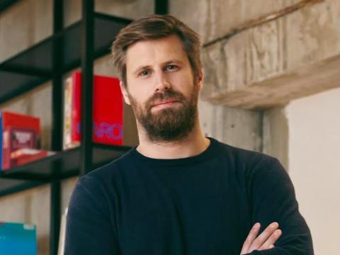 Max Bittner, CEO de Vestiaire Collective.