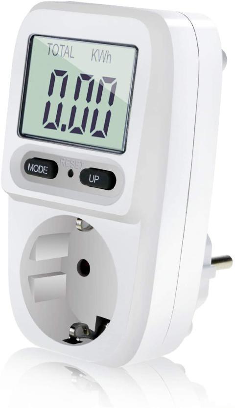 Medidor de consumo de corriente Zaael