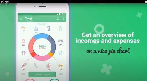 Monefy App.
