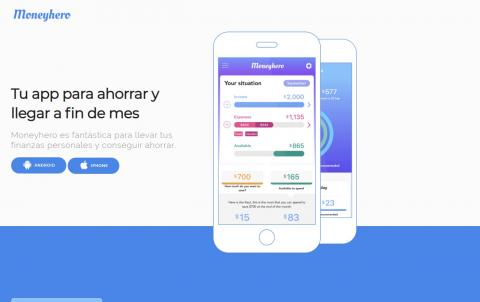 Moneyhero App.