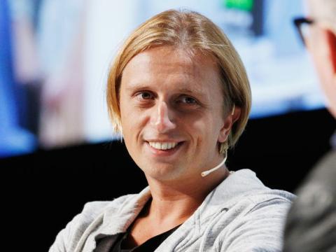 Nikolay Storonsky, CEO de Revolut.