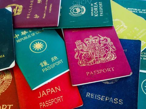 """Pandemic passports"""