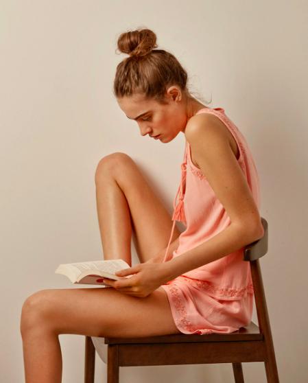 Pijama de mujer, El Corte Inglés.