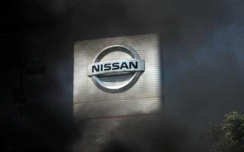 Protestas por el cierre de Nissan.