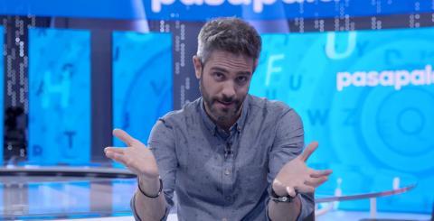 Roberto Leal, nuevo presentador de Pasapalabra