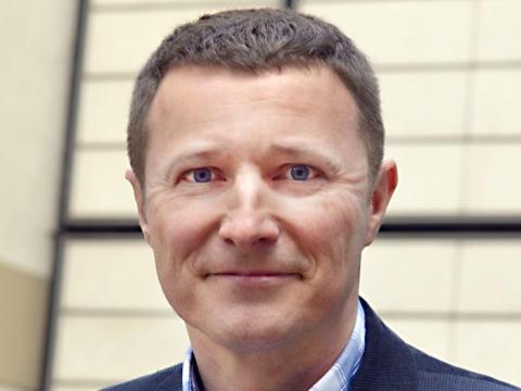 Robin Tombs, CEO de Yoti.
