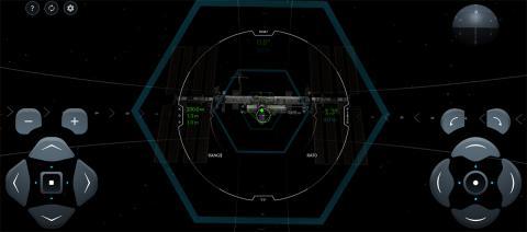 Simulador Crew Dragon
