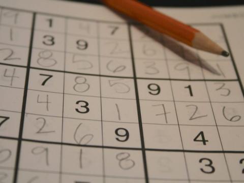 Un sudoku.