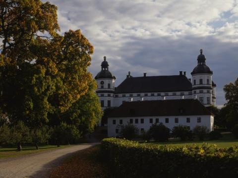 El castillo de Skokloster es de estilo barroco.