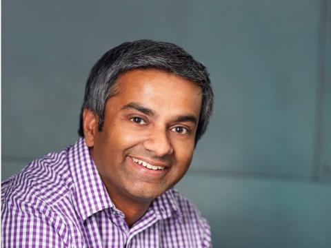 Sunil Chandra, CEO de OakNorth.