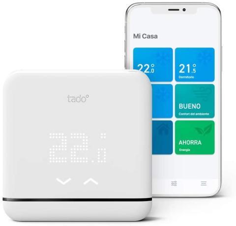 termostato Tado