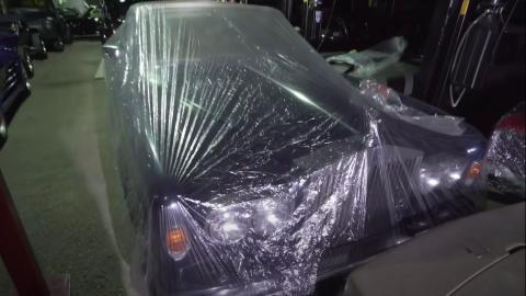 Rolls-Royce descapotable.