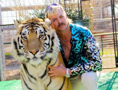 Tiger King en Netflix