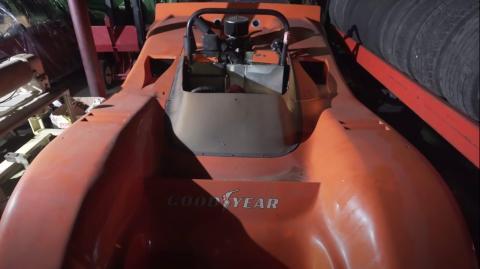 McLaren, coche de carreras.