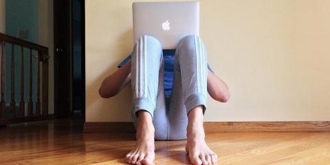 Usar la banca online desde casa
