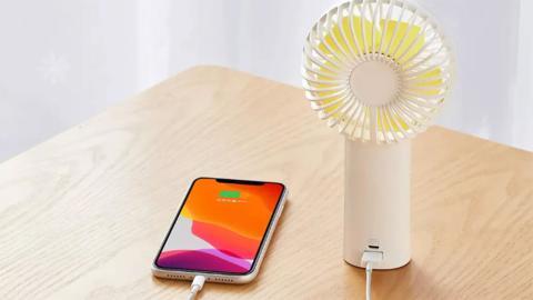 Ventiladores portátiles Xiaomi