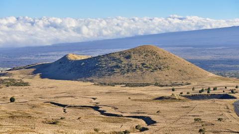 El volcán más grande del mundo está en Hawái; pero no es el que pensabas