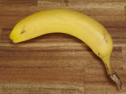 Puedes hacer que los plátanos maduren antes.
