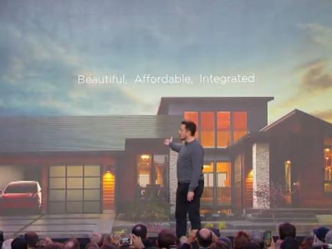 14. Solar Roof. In 2016, Tesla controversially merged with SolarCity. By 2017, a new product, the Tesla Solar Roof, was being touted by Musk. By 2020, its progress would be uneven. But it still promised a new line of business for