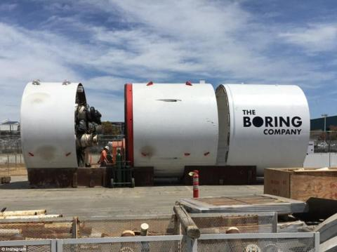 15. The Boring Company. Frustrated with Los Angeles traffic, Musk founded the Boring Company to dig tunnels under the city's freeways. It would eventually ink a deal with Las Vegas to develop a transit project.