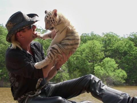"""Joe Exotic is the subject of the Netflix documentary series """"Tiger King."""""""
