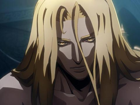 """""""Castlevania"""" is the best animated series on Netflix right now, according to critics."""