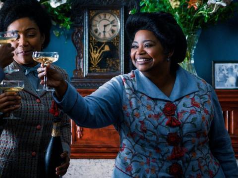 'Madam C. J. Walker: Una mujer hecha a sí misma' protagonizada por Octavia Spencer.