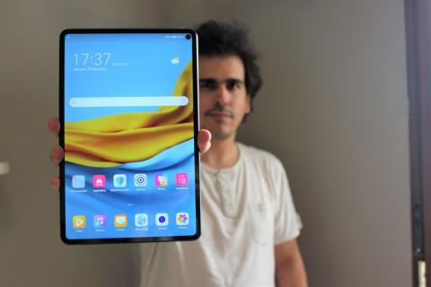Análisis Huawei MatePad Pro