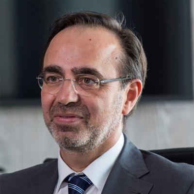 Andrés Romero, Consejero Director General de Santa Lucía