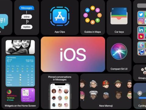 Apple acaba de revelar la próxima versión de su software para iPhone, iOS 14. Aquí están los mayores cambios que se producirán en tu iPhone este otoño.