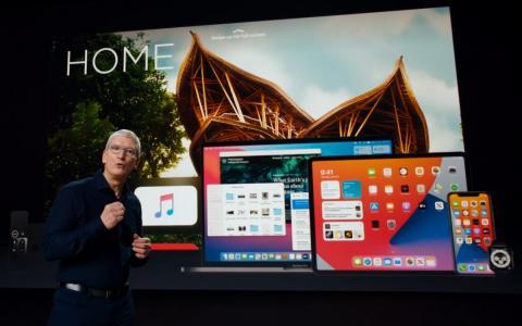 Apple presentó ayer todas estas novedades: iOS 14, macOS Big Sur, arquitectura ARM y más