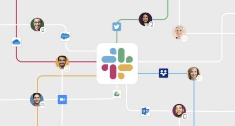 Apps de Slack