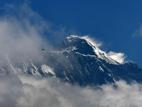 El Monte Everest fue escalado por primera vez el 29 de mayo de 1953.