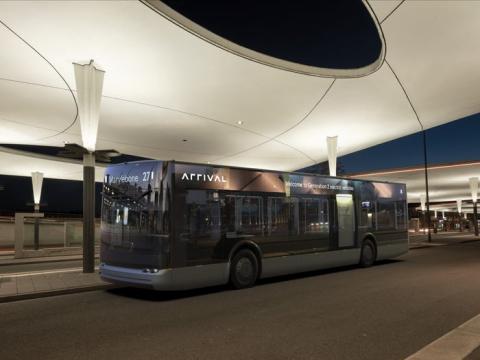 Autobús de Arrival.