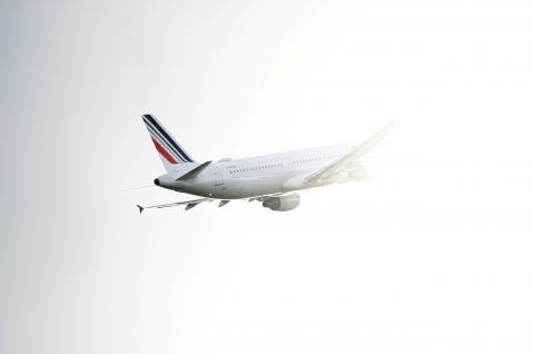 Avión Air France