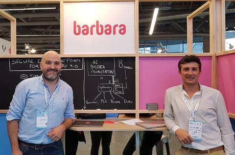 Barbara IoT.