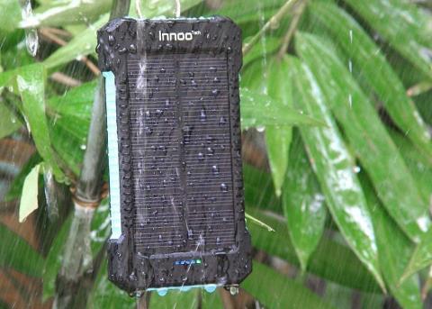 Cargador solar InnooTech