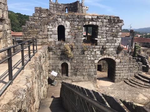 Castillo de los Condes.