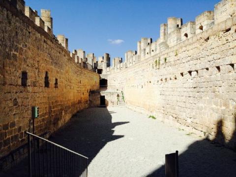 Castillo de Peñafiel.