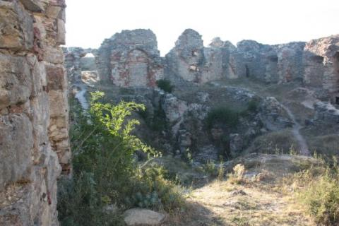 Castillo de San Leonardo de Yagüe.