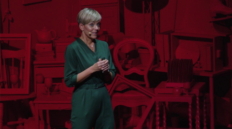 Christine Stabell Benn, investigadora en vacunas.