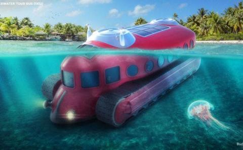 Cinco ideas futuristas del turismo que (por suerte) no vieron la luz